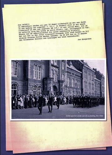 1966 03 30 A Esk 103 Verkbat Opkomst li 66 1 en 2 Willem III te Afoort. Samenstelling huz Henri van Rens 8