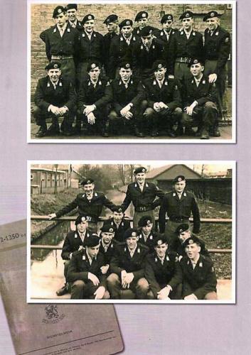 1966 03 30 A Esk 103 Verkbat Opkomst li 66 1 en 2 Willem III te Afoort. Samenstelling huz Henri van Rens 9