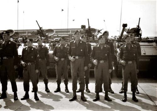 1966 - 1967 A-Esk 103; Eskadron Kwinten-HAG Nix-Brunschot (2)