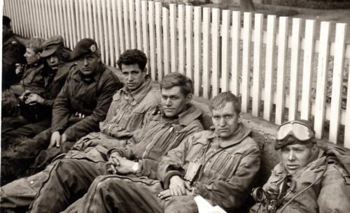 1966 1967 A Esk 103 Eskadron Kwinten HAG Nix Brunschot 35