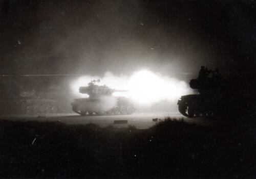 1966 1967 A Esk 103 Schietserie AMX 2