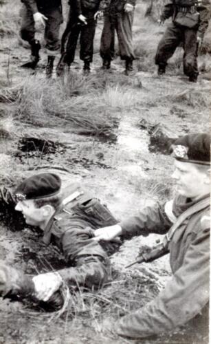 1966 1967 A Esk 103 Verkbat Oefeningen 13