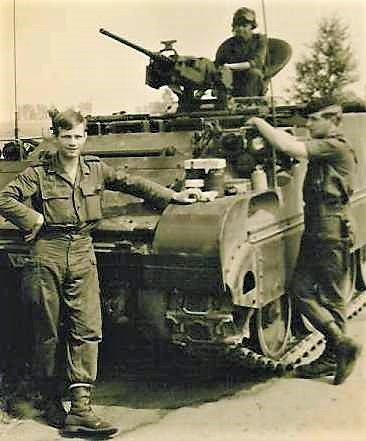 1966 - 1967 A-Esk 103 Verkbat Oefeningen (2)