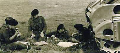 1966 1967 A Esk 103 Verkbat Oefeningen 4