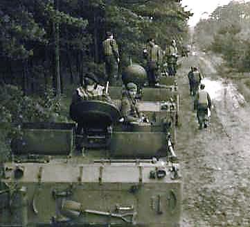 1966 1967 A Esk 103 Verkbat Oefeningen 6