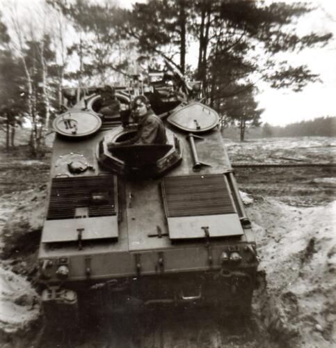1966 1967 A Esk 103 Verkbat Oefeningen 7