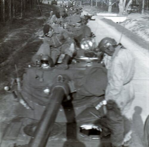1966 - 1967 A-Esk 103 Verkbat Oefeningen (8)