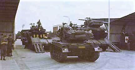 1966 - 1967 A-Esk 103 Verkbat Vertrek voor oefening (3)