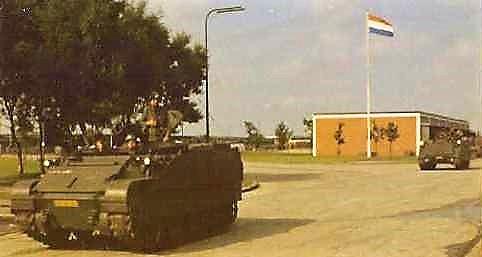 1966 - 1967 A-Esk 103 Verkbat Vertrek voor oefening (4)