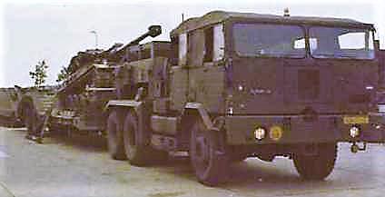 1966 - 1967 A-Esk 103 Verkbat Vertrek voor oefening (6)