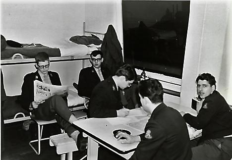 1967 04 B esk 103 Verkbat li 66 5 Leven op de Legeringskamer. Inz. Harrij C. Cannoo 1