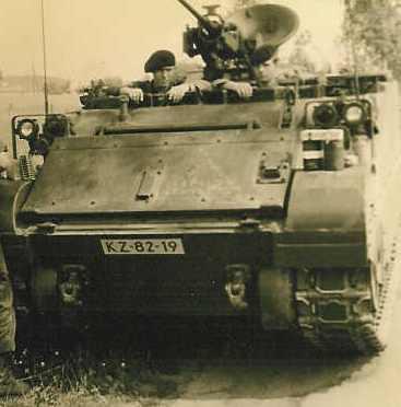 1967 07 15 A Esk 103 Verkbat Tlnt Renie Meeder PC 2e pel Oef. Wesersprung