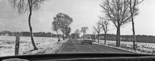 1968 1969 A Esk 103 Verkbat Bivak Entre Nous onder winterse omstandigheden. inz. Aad Gordijn 7