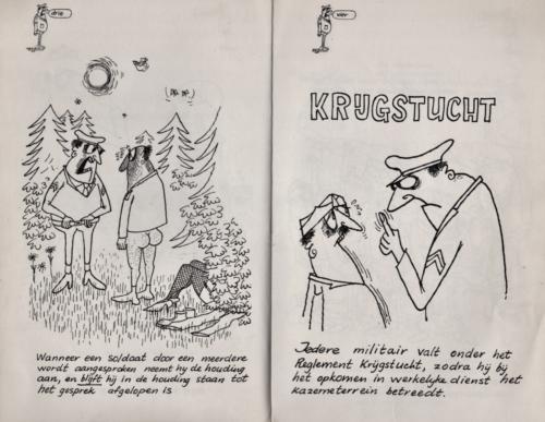 1968 Handboek voor de soldaat bekeken door Cor Hoekstra 12