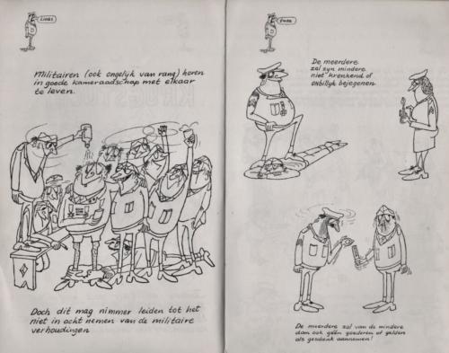1968 Handboek voor de soldaat bekeken door Cor Hoekstra 13