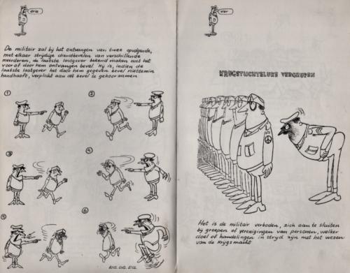 1968 Handboek voor de soldaat bekeken door Cor Hoekstra 14