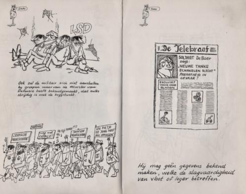 1968 Handboek voor de soldaat bekeken door Cor Hoekstra 15
