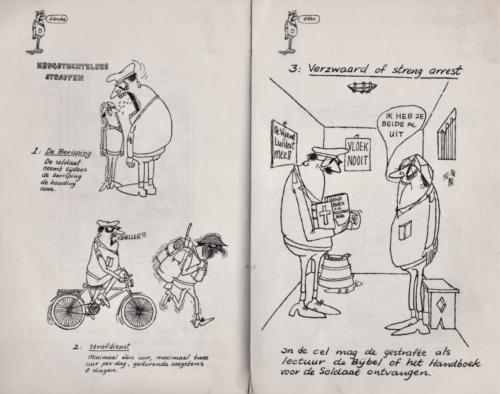 1968 Handboek voor de soldaat bekeken door Cor Hoekstra 17