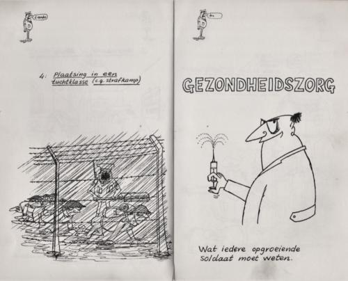 1968 Handboek voor de soldaat bekeken door Cor Hoekstra 18