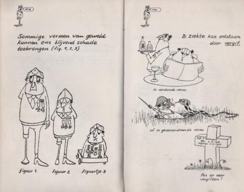 1968 Handboek voor de soldaat bekeken door Cor Hoekstra 20