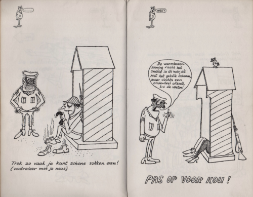 1968 Handboek voor de soldaat bekeken door Cor Hoekstra 29