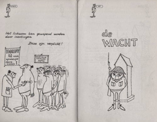 1968 Handboek voor de soldaat bekeken door Cor Hoekstra 30