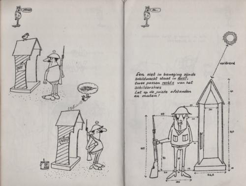 1968 Handboek voor de soldaat bekeken door Cor Hoekstra 31