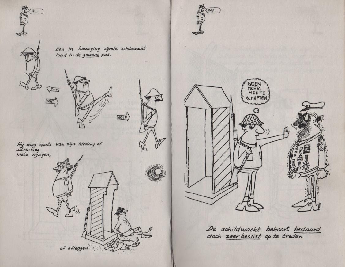 1968 Handboek voor de soldaat bekeken door Cor Hoekstra 32