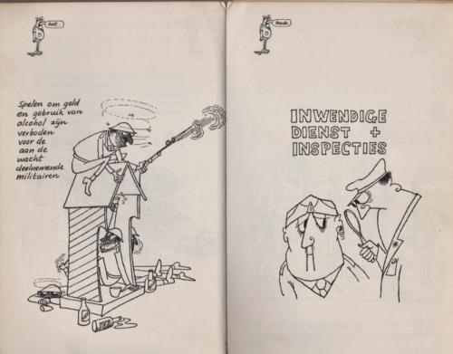 1968 Handboek voor de soldaat bekeken door Cor Hoekstra 35