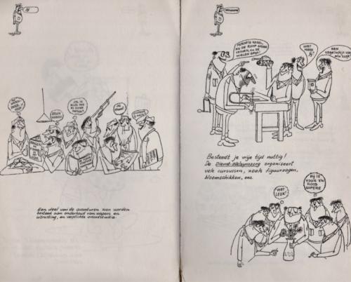 1968 Handboek voor de soldaat bekeken door Cor Hoekstra 38
