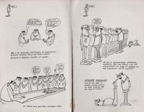 1968 Handboek voor de soldaat bekeken door Cor Hoekstra 39