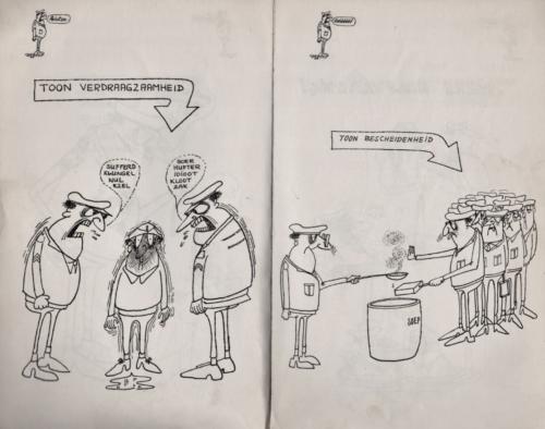 1968 Handboek voor de soldaat bekeken door Cor Hoekstra 4