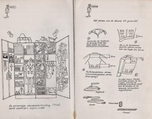 1968 Handboek voor de soldaat bekeken door Cor Hoekstra 40