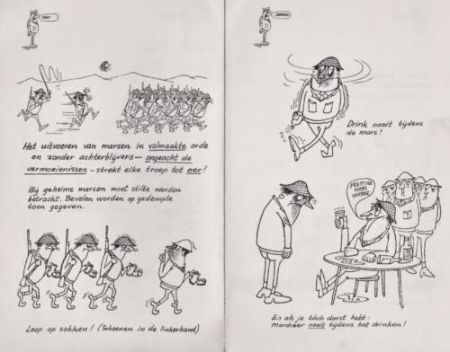 1968 Handboek voor de soldaat bekeken door Cor Hoekstra 42