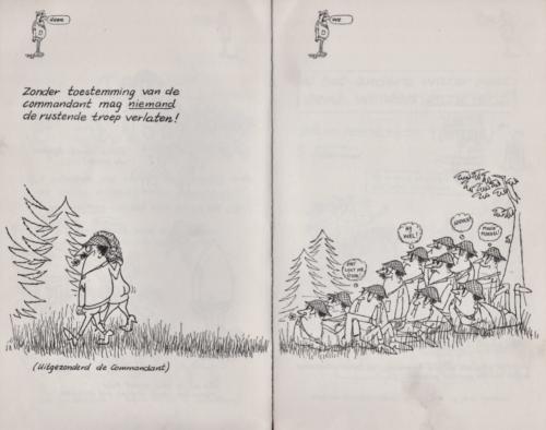 1968 Handboek voor de soldaat bekeken door Cor Hoekstra 43