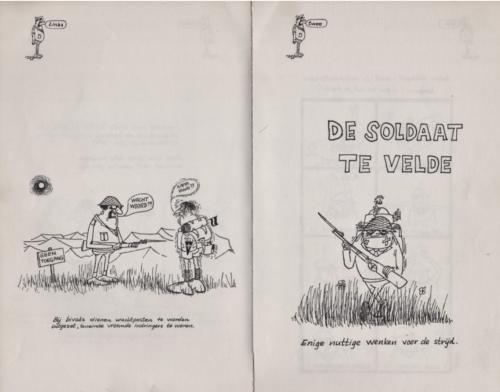 1968 Handboek voor de soldaat bekeken door Cor Hoekstra 48