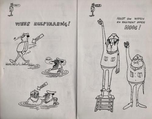 1968 Handboek voor de soldaat bekeken door Cor Hoekstra 5