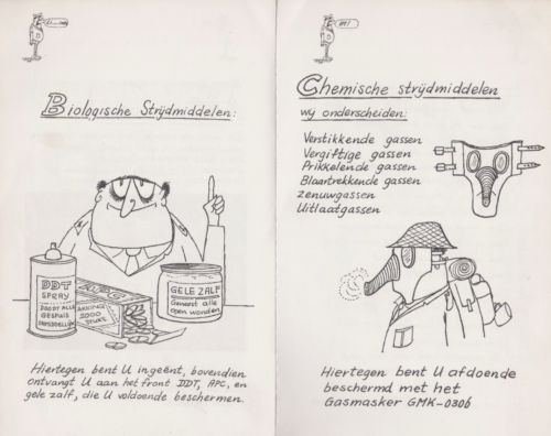 1968 Handboek voor de soldaat bekeken door Cor Hoekstra 52
