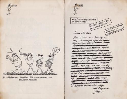 1968 Handboek voor de soldaat bekeken door Cor Hoekstra 55