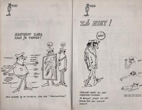 1968 Handboek voor de soldaat bekeken door Cor Hoekstra 6