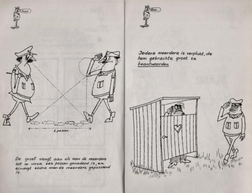 1968 Handboek voor de soldaat bekeken door Cor Hoekstra 8