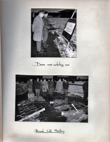 1969-08-27 B-Esk 103 Bezoek C-Northag; EC Ritm Eleveld e.a. Fotoboek van de Elnt R. Meeder