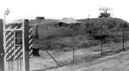 1969 09 B Esk 103 Verkbat Oefening Horizon bij Hessisch Oldendorf. Het esk veroverd de raketbasis.