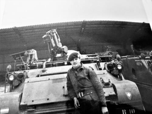 1969 1970 B Esk 1e Pel 103 Verkbat Inz. Kees Elsinga 2