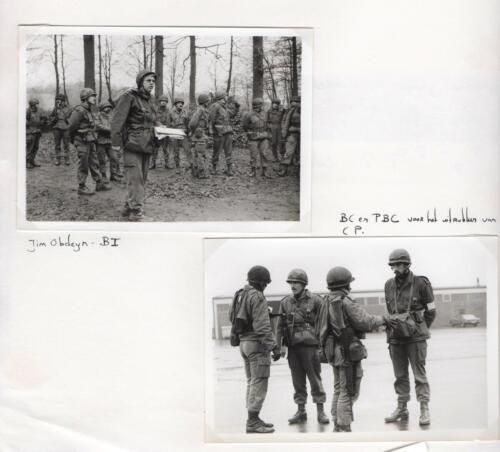 1984-08-25 103 Verkbat Oef Wildbaan; Uit het fotoboek van de PBC R Meeder, BI Jim Obdeijn, BC Reitsma e.a.