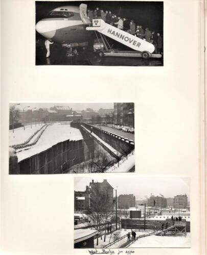 1970-01 B-Esk 103 Verbat bezoekt Berlijn. Uit het fotoboek van de Elnt RRRE Meeder