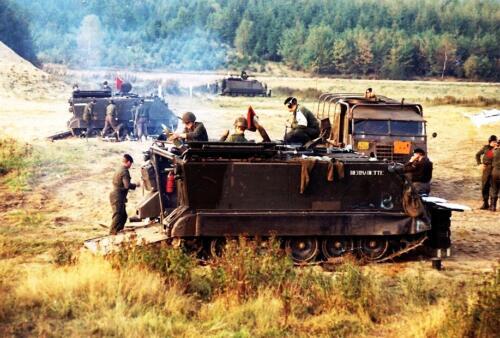 1970 10 05 Schietserie 70 2 Schietintructeur 4.2 Wmr I Ton Numan 1