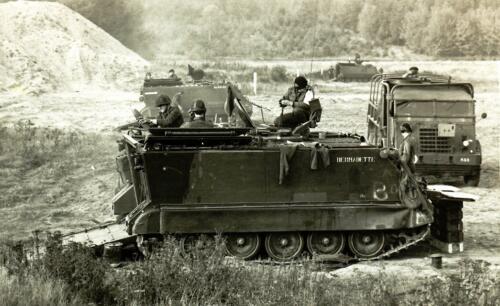 1970 10 05 Schietserie 70 2 Schietintructeur 4.2 Wmr I Ton Numan 2