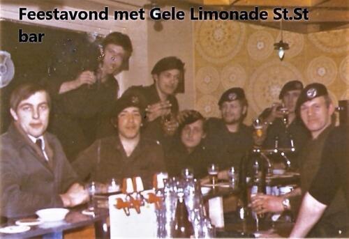 1970 1971 SSV Esk 103 Het barleven .Inz . Peter Haans
