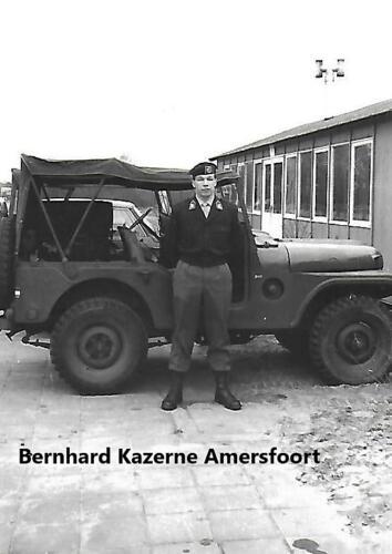 1970 1971 SSV Esk 103 Verkba Opleiding op de Bernhardkazerne Inz. Peter Haans